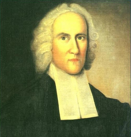 Jonathan edwards preaching style in the hands of an angry god